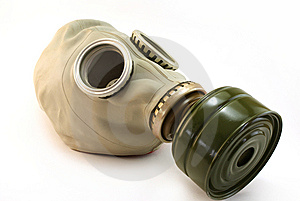 Gas Mask Stock Image - Image: 8330361