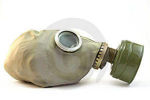 Gas Mask Stock Image - Image: 8330801
