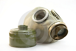 Gas Mask2 Royalty Free Stock Photography - Image: 8331677