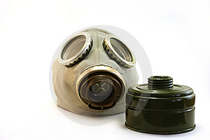 Gas Mask Stock Photo - Image: 8331950