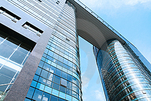 Modern Office Building Royalty Free Stock Image - Image: 8331986