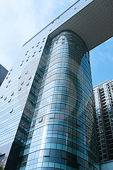 Modern Office Building Stock Photo - Image: 8332080