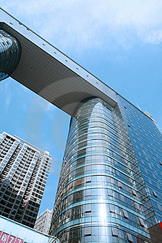Modern Office Building Stock Photo - Image: 8332280