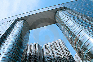 Modern Office Building Royalty Free Stock Images - Image: 8332609