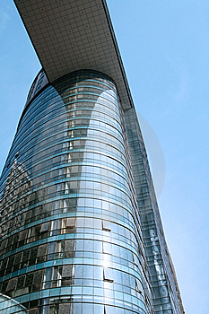Modern Office Building Stock Photo - Image: 8333210