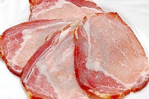 Yummy Spanish Ham Stock Image - Image: 8333301
