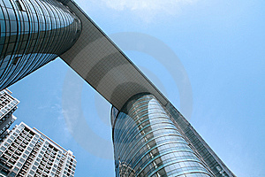 Modern Office Building Stock Images - Image: 8333334