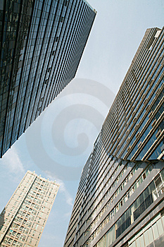 Modern Office Building Stock Photography - Image: 8334142