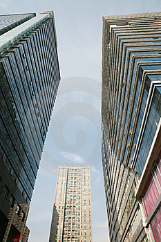 Modern Office Building Stock Image - Image: 8334231