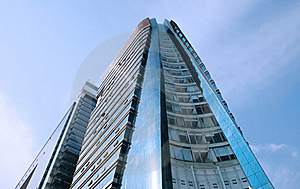 Modern Office Building Stock Image - Image: 8334311