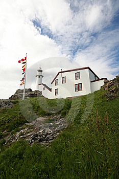 Lighthouse Royalty Free Stock Images - Image: 8334829