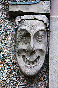 Ugly Gargoyle Stock Photo - Image: 8335360