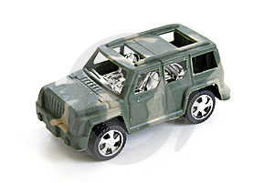 Toy Military Vehicle Stock Photos - Image: 8335773