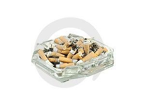 Ash Tray Stock Image - Image: 8337091