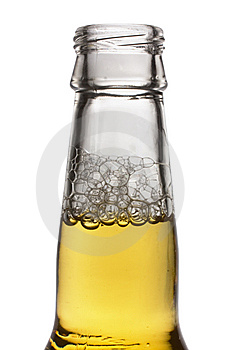 Beer Bottleneck Royalty Free Stock Images - Image: 8337569