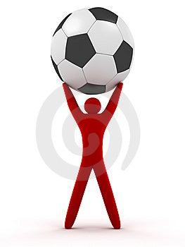 Football Stock Photography - Image: 8337602