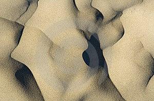 ανασκόπηση αμμώδης Στοκ Εικόνα - εικόνα: 8337861