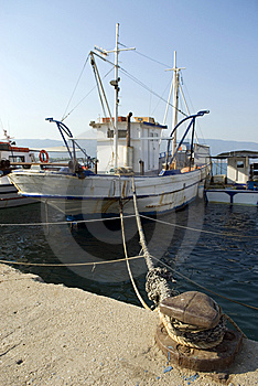 Fishing Boat Stock Photography - Image: 8338832