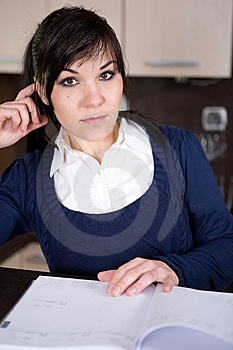 Looking For A Job Royalty Free Stock Photography - Image: 8339487