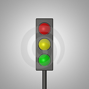 Traffic Light Stock Images - Image: 8340244