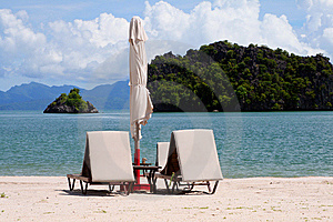 Tropical Vacation Stock Photo - Image: 8340420