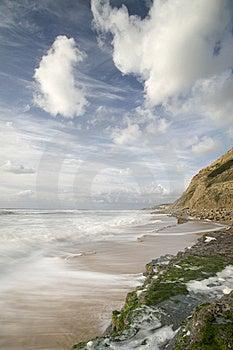 Beautiful View Of Coastline Stock Image - Image: 8341871