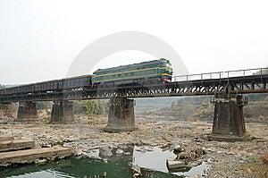 Motor Train Royalty Free Stock Image - Image: 8343666