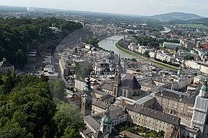 Salzburg, Scenery Stock Images - Image: 8345064