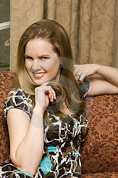 Attractive Young Woman Royalty Free Stock Photography - Image: 8345157