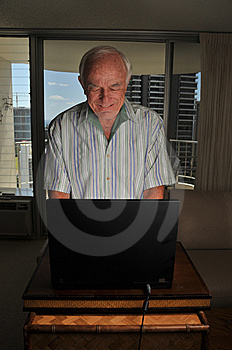 Conputer User Id Typing Stock Image - Image: 8346651