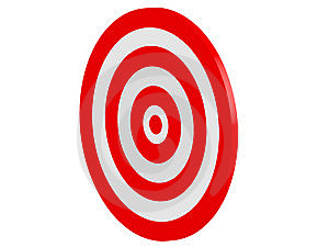 Bulls Eye Stock Photography - Image: 8347022