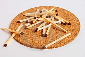 Matches Royalty Free Stock Image - Image: 8347646
