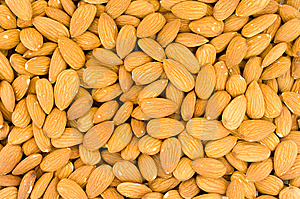Almonds Stock Image - Image: 8350461