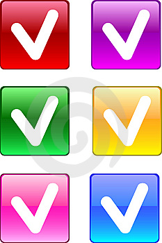 Buttons Royalty Free Stock Images - Image: 8351689