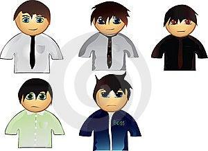 Emotions Stock Photo - Image: 8351800