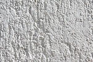 White wall Free Stock Image