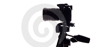 Digital Camera Royalty Free Stock Images - Image: 8352809