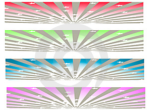Abstract Banner Royalty Free Stock Photos - Image: 8353298