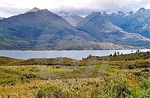 Lake Haweka Stock Images - Image: 8353494