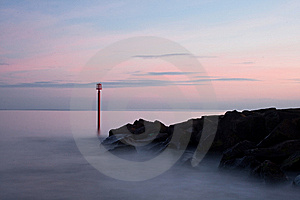 West Bay Buoy Royalty Free Stock Photography - Image: 8354077