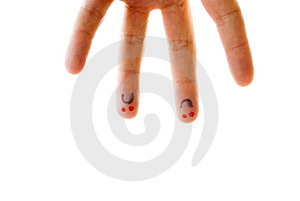 Fingers Royalty Free Stock Photo - Image: 8355365