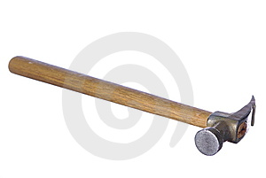 Hammer Isolated Royalty Free Stock Photos - Image: 8357858