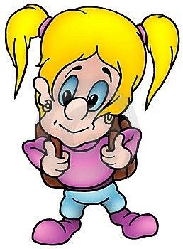 Schoolgirl Stock Images - Image: 8357894