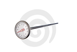 Temperature Meter Royalty Free Stock Photography - Image: 8357927