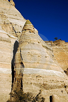 Tent Rocks New Mexico USA Stock Images - Image: 8358384