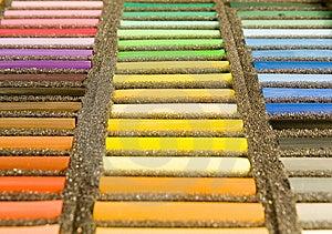 Pastels Royalty Free Stock Image - Image: 8358866