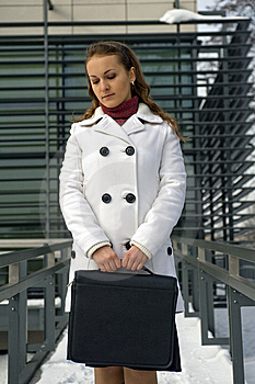 Woman Portrait Royalty Free Stock Photography - Image: 8360337