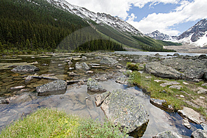 Lake Isolation Stock Photos - Image: 8360723