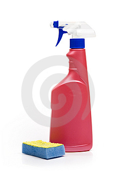 Cleaning Royalty Free Stock Photography - Image: 8361367