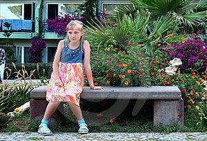 Sad Girl Royalty Free Stock Image - Image: 8362586